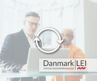 Legal Entity Identifiers: Fornyelse af din LEI-kode
