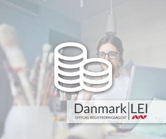 Danmark LEI - LEI økonomisk vækst