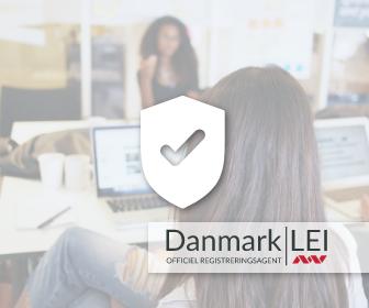 Overførsel af LEI-kode til Danmark LEI
